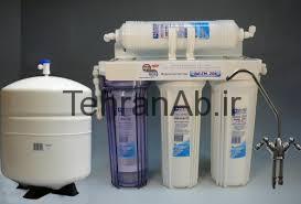 دستگاه تصفیه آب خانگی ۵ مرحله ای