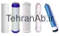 انواع فیلتر تصفیه آب