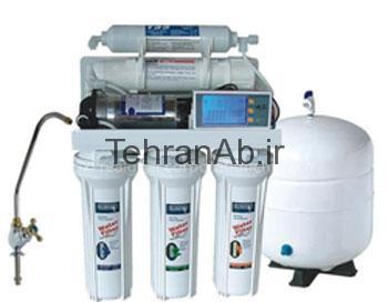 دستگاه تصفیه آب به روش اسمز معکوس